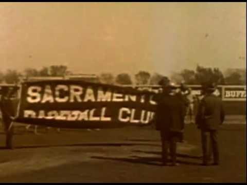 Baseball Opening Day 1920 In Sacramento