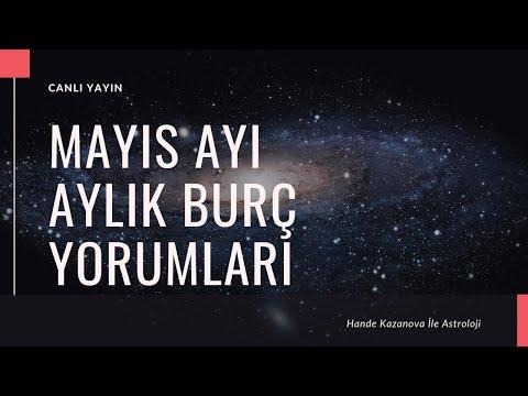 Mayis 2020 Aylik Burc Yorumlari Hande Kazanova Ile Astroloji Youtube