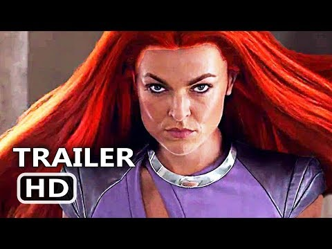 INHUMANS Official Comic Con Trailer (2017) Marvel, ABC Superhero New Series HD