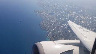 [비행기이륙영상] 제주공항 - 김포공항 (아시아나 비행기)
