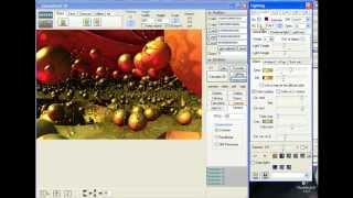 Mandelbulb 3D  Урок 8 часть 2  Шарики