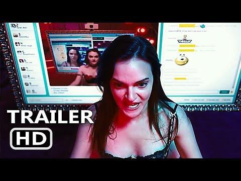 C.A.M. Official Trailer (2018) Netflix Teen Thriller Movie HD