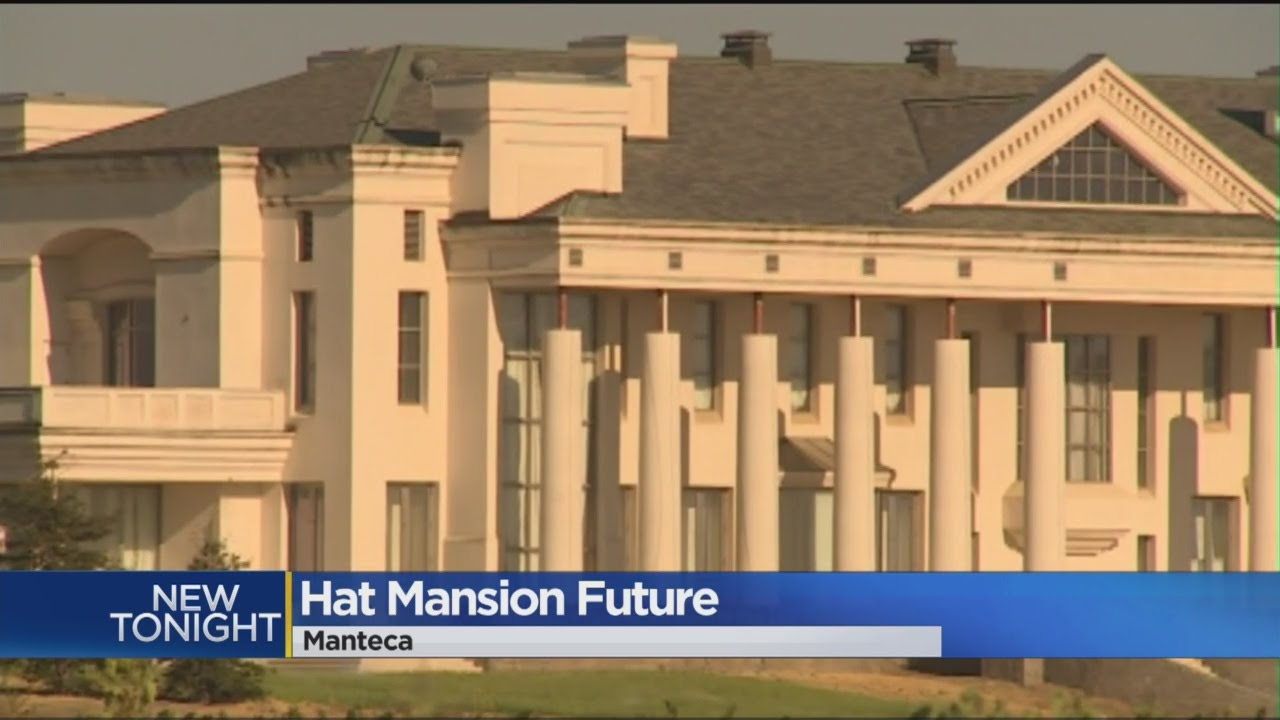 Manteca Hat Mansion Won't Be Torn Down For High-Density Housing