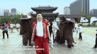 Корейский Музыкальный клип - PSY - KOREA MV
