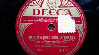 ARTHUR TRACY (THE STREET SINGER) - There