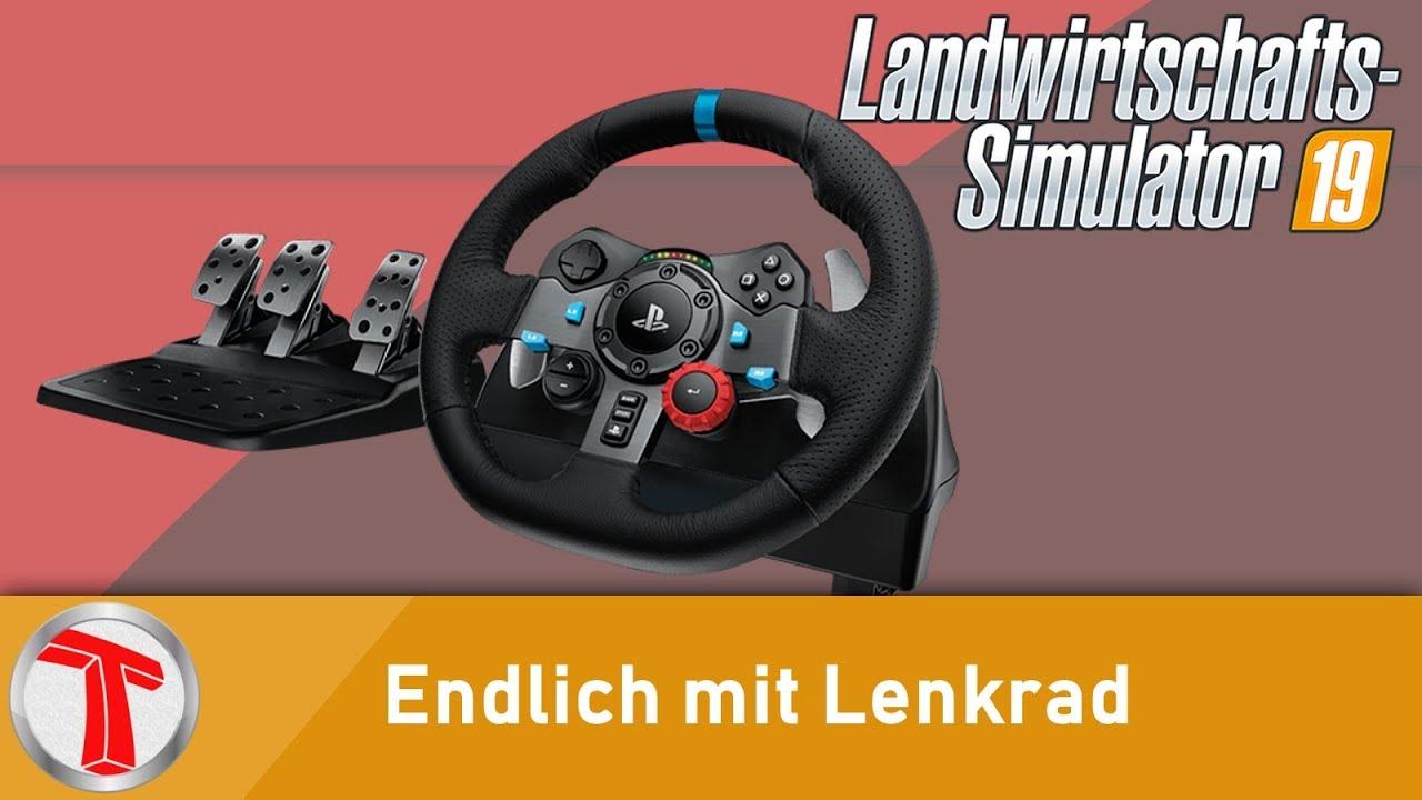 Ls19 Tutorial Update Lenkrad Einstellen Aber Wie German