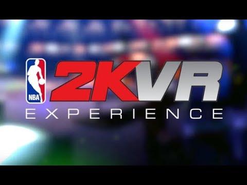 NBA 2KVR Experience PART 1
