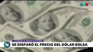 Cuáles son las causas y cuáles pueden ser las consecuencias del aumento del dólar bolsa, el análisis