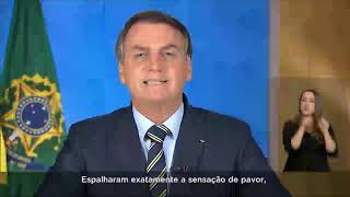 YTPBR - O chocante discurso do presidente