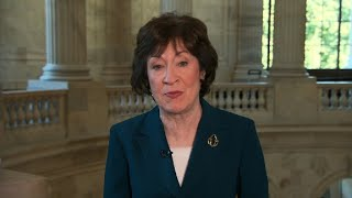 Collins takes issue with Trump on Russia talk thumbnail