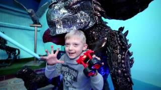 видео куда сходить с ребенком в Москве
