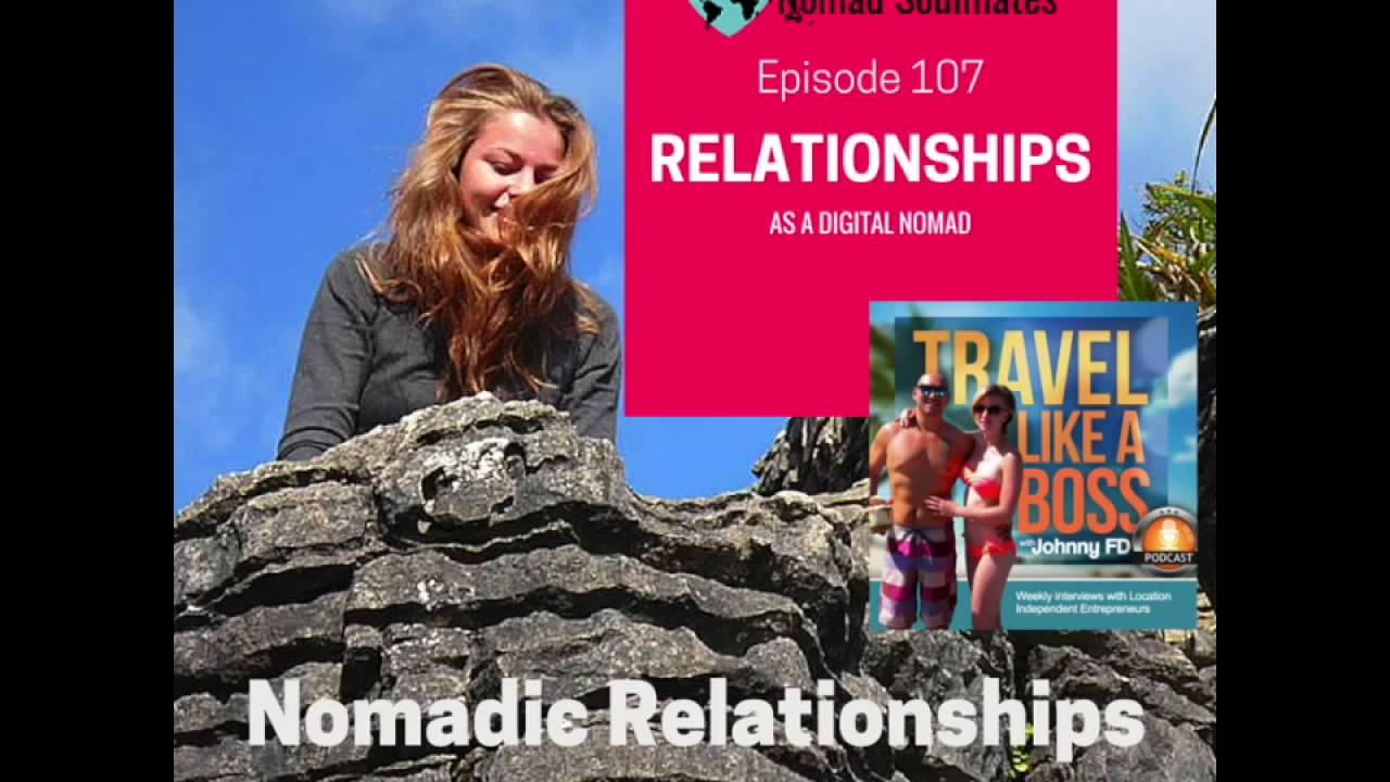nomadic dating site
