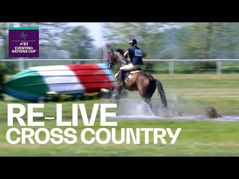 LIVE 🔴 | Cross Country | Vairano (ITA) | FEI Eventing Nations Cup™