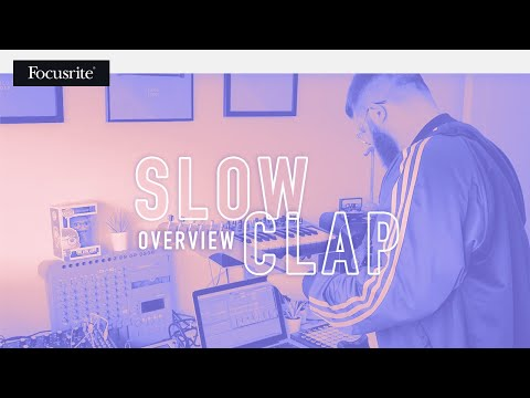 Focusrite // Scarlett 8i6 3rd Gen - Overview feat. Slow Clap