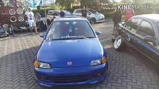 Modifikasi Honda civic genio Bali