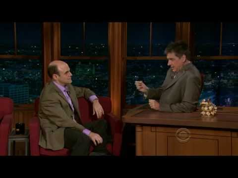 Late Late Show with Craig Ferguson 4/30/2010 Peter Sagal