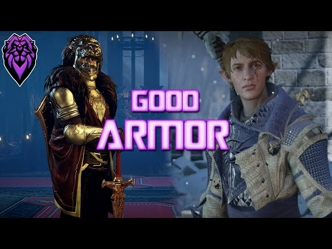 Dragon Age: Inquisition | Where To Get Good Armor!