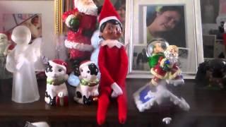 My Elf On The Shelf By My Knick Knacks