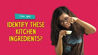 Can You Identify These Kitchen Ingredients? | Ft. Satyam & Akshay | Ok Tested