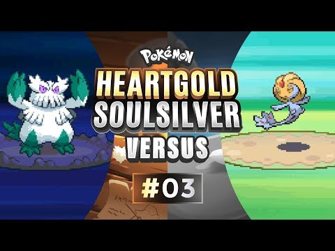 Pokemon HeartGold and SoulSilver Versus - EP03   DYLAN, TIMESTAMP!