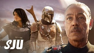 New Star Wars 'The Mandalorian' Details Revealed!  | SJU