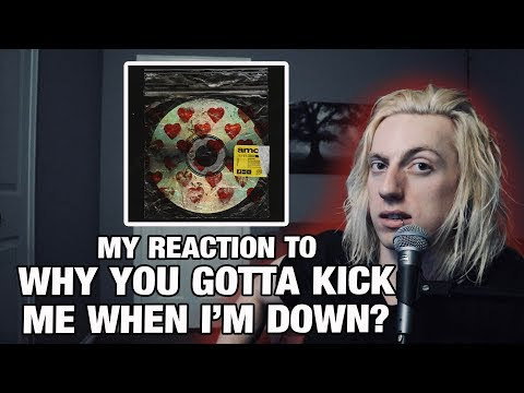 Metal Drummer Reacts: Why You Gotta Kick Me When I'm Down by Bring Me The Horizon