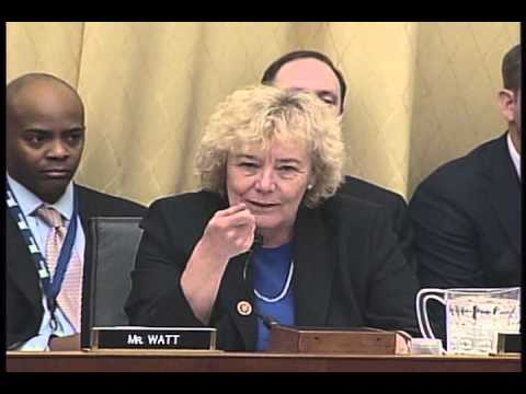 Rep Zoe Lofgren Q&A with Attorney General Eric Holder on AP wiretapping