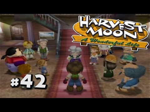 Harvest Moon: A Wonderful Life - Live Commentary/Playthrough | Part 42
