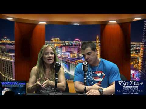 Rise Above w Joe & Heidi 06-15-17 Ferocity of Intent