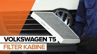 Navodila za uporabo VW T3 Transporter prenesti