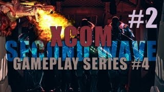 XCOM Enemy Unknown (Second Wave) - Series #4 - Part 2 - Operation Stone Palace