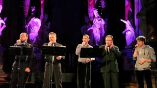 River Flows in You a cappella!!! Live by Quorum