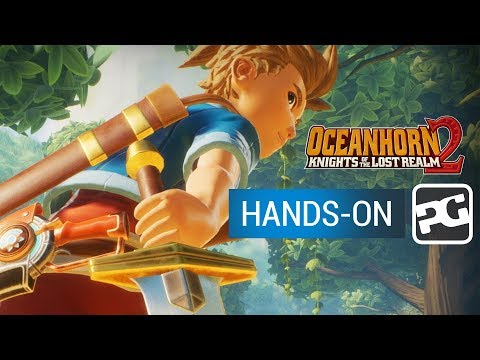 OCEANHORN 2: KNIGHTS OF THE LOST REALM | Gameplay