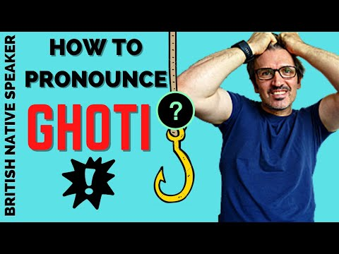 Ghoti | How Do You Pronounce It? (British English Word Game)