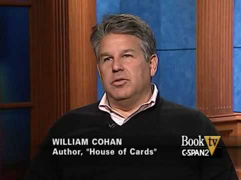"Book TV: After Words William Cohan ""House of Cards"" interviewed ..."