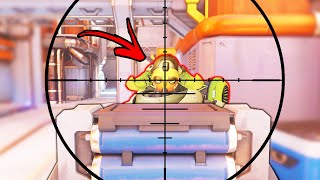 When Overwatch Players get UNLUCKY..! - OP plays & Insane Clips - Overwatch Moments Montage #262
