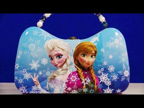 Disney Frozen Purse Toys Disney Princess Surprise Egg Barbie Pets Pet Blind Bag Animal Jam