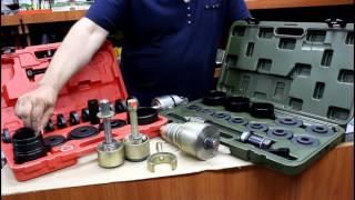 Обзор на съемники подшипников ступицы от интернет-магазина АвтоКлюч-63