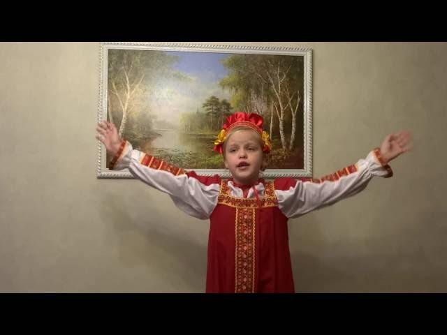 Изображение предпросмотра прочтения – АннаКучерова читает произведение «Стародавняя Москва» В.Я.Брюсова