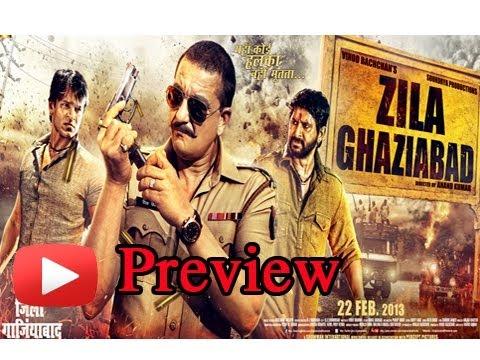 Zila Ghaziabad- Bollywood Film Preview -- Sanjay Dutt, Arshad Warsi, Vivek Oberoi, Ravi Kishan