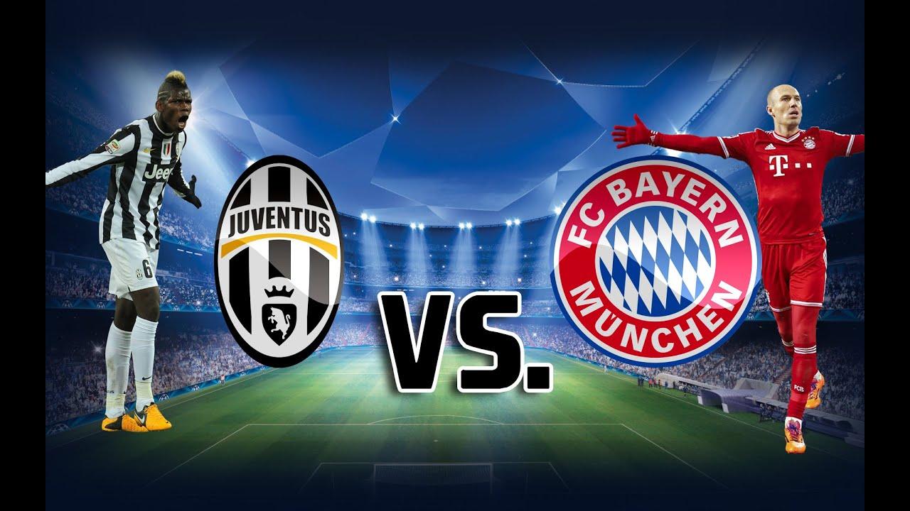 Bayern Vs Juventus 2021