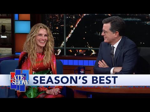 Famous Faces: Best Of The Late Show, Season Four