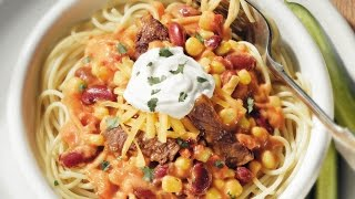 Southwestern Haystacks | 2011 Milk Calendar Recipe