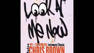 Chris Brown - Look At Me Now Instrumental Remake MP3 FLP Download