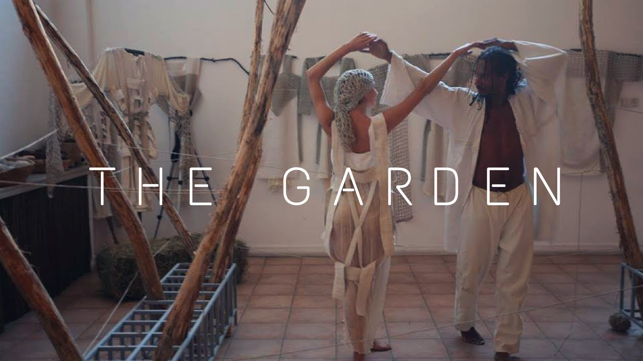 THE GARDEN | Contemporary dance improvisation Momo Sanno & Galea Bobeicu