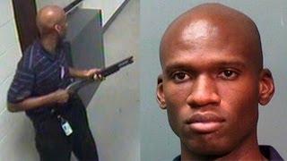 FBI: Washington Navy Yard shooter Aaron Alexis caught on camera