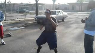Ghetto Pacoima Reports Baby Boogie Vs Isiah