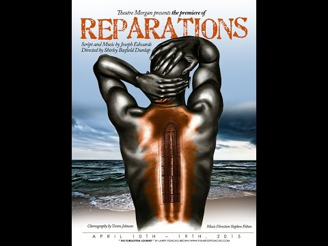 REPARATIONS premiere's at Morgan State University