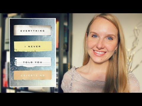 EVERYTHING I NEVER TOLD YOU: BOOK REVIEW