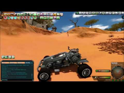 Entropia Universe - Lets Look For Treasure!